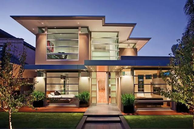 Rumah Minimalis Full Of Light