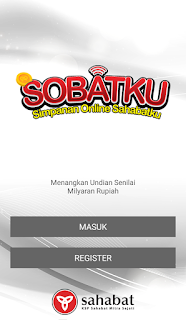 Sobatku tampilan login register