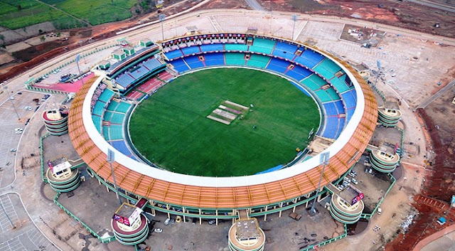 India has 8 of the 'Top 10' largest cricket stadiums in the world