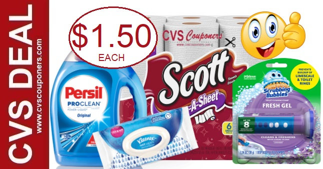 Scott Paper Towel CVS Deal 5/17-5/23