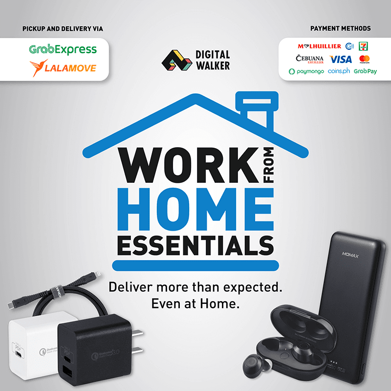 Digital Walker reveals Work from Home essentials from Baseus and Momax