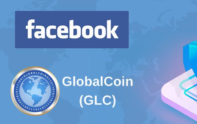 ICO Globalcoin Facebook