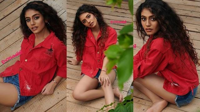 Priya Prakash Varrier Hot Photos