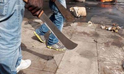 Rampaging Armed Cultists Attack Residents, Destroy Property