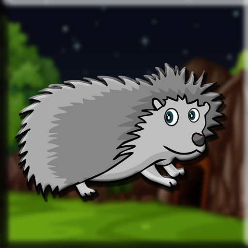 Porcupine Escape From Cag…