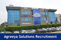 Agreeya Solutions Recruitment