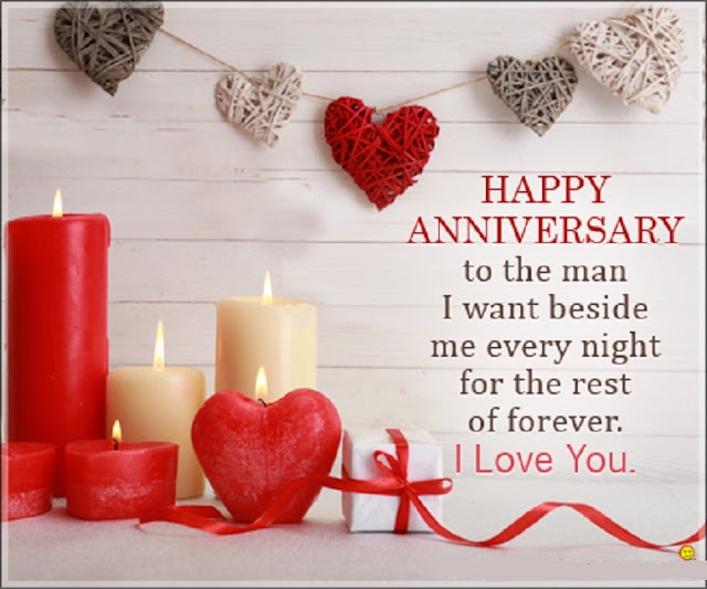 Happy Wedding Anniversary Quotes For Him