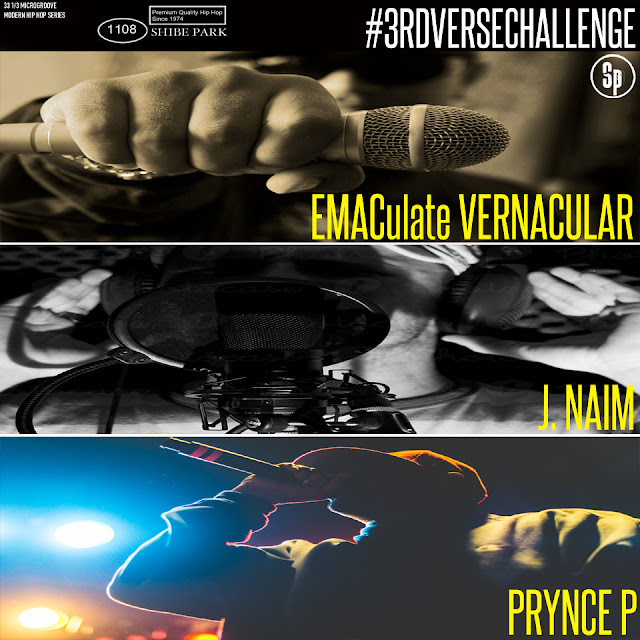 #3rdVerseChallenge - EMACulate Vernacular, J. Naim & Prynce P (Produced by Kil)