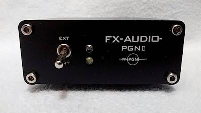 ノイズキャンセラーFX-AUDIO- PGN2