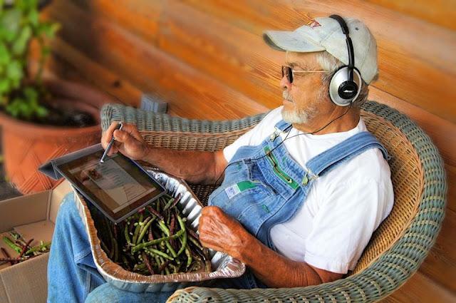 Kepuasan petani pada informasi pertanian