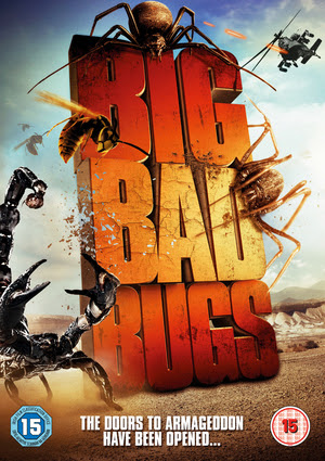 Poster Of Free Download Big Bad Bugs 2012 300MB Full Movie Hindi Dubbed 720P Bluray HD HEVC Small Size Pc Movie Only At worldfree4u.com