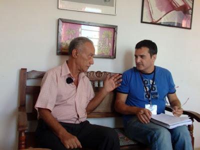 Fernando Martínez Heredia respondió a las preguntas de José Manzaneda, director de Cubainformación.