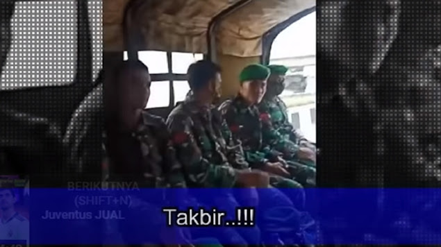 "Viral Prajurit TNI Teriak ""Kami Bersamamu Habib Rizieq"", Kodam Jaya: Akan Dijatuhi Sanksi"