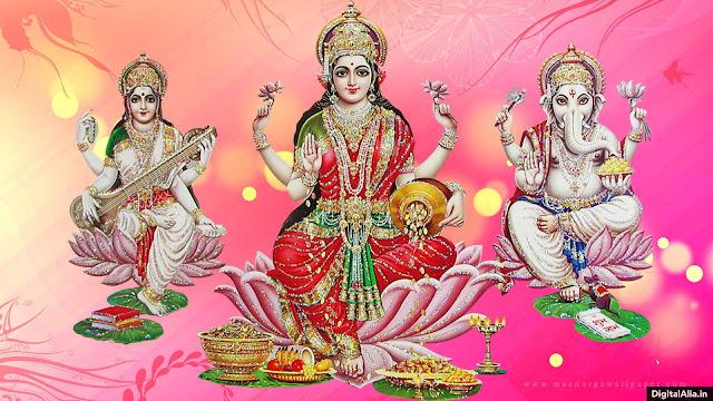 ganesha lakshmi images
