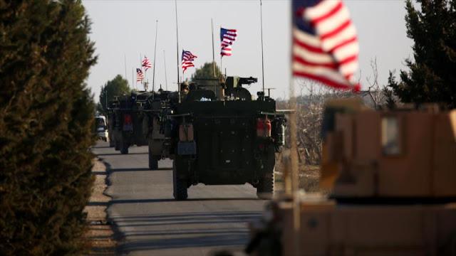 EEUU construye nueva base y expande otras cuatro en Siria