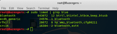 cara mengaktifkan bluetooth di linux ubuntu