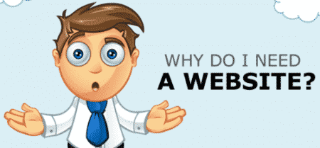 Importance of Website Why Do I Need a Website 2020