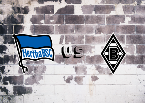 Hertha BSC vs Borussia M'gladbach  Resumen