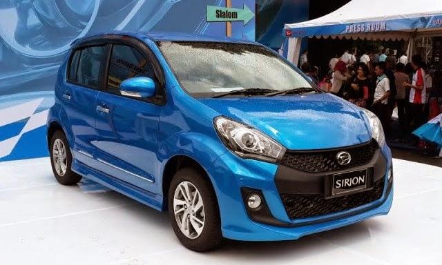 Harga Mobil Daihatsu Sirion
