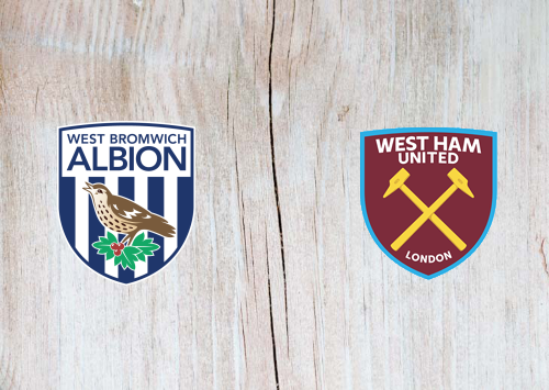 West Bromwich Albion vs West Ham United -Highlights 19 May 2021