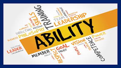 """""""Ability"""" -English-Grammar"""