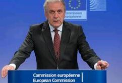 European Home Affairs Commissioner Dimitris Avramopoulos