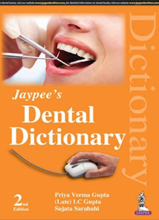 Jaypee's Dental Dictionary 2nd Edition