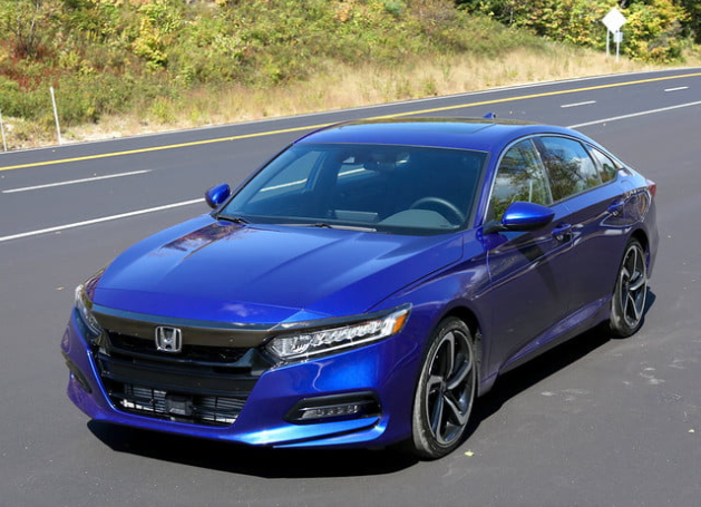 2018 Honda Accord Concept Features Efficiency And Cost Estimate