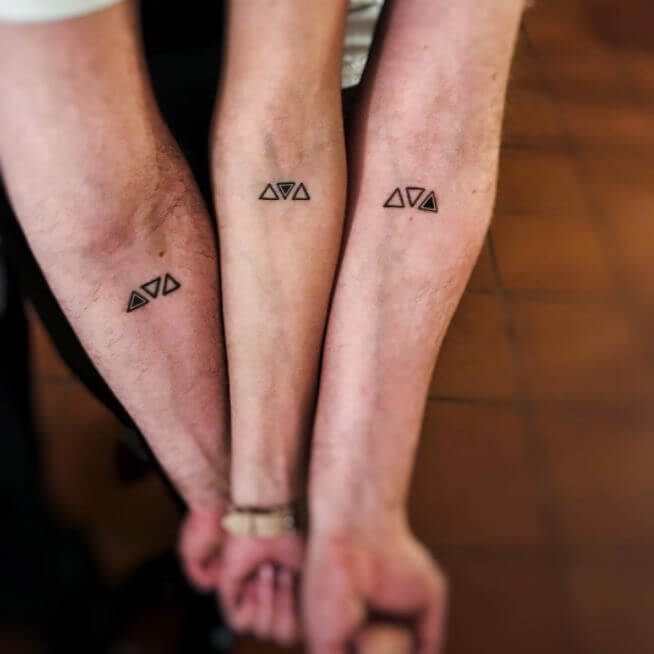 80 Meaningful Sibling Tattoos For Brothers Sisters 2018 Page 5