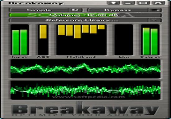 تحميل برنامج Breakaway أفضل برنامج لرفع مستوا صوت الكمبيوتر وتضخيمو