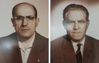 Joaquim Font Roig y Josep Pujol Altarriba