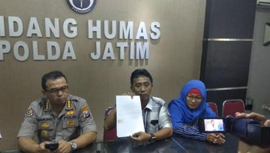 Penggagas Tur Jihad 22 Mei Ditetapkan sebagai Tersangka