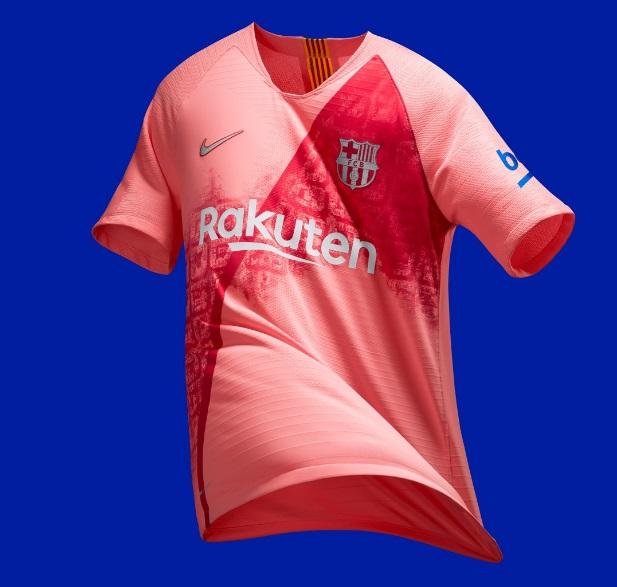 Nike lança camisa 3 do Barcelona e promove parceria com PES ~ FutGestão b779dc765b3
