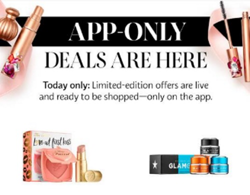 Sephora Early Black Friday Deals App Deals