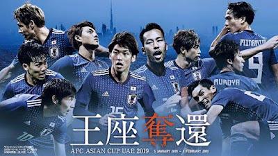 Live Streaming Japan vs Turkmenistan AFC 2019 (9.1.2019)