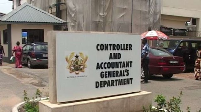 JUST IN: May salaries ready for payment – CAGD to Public Sector Workers