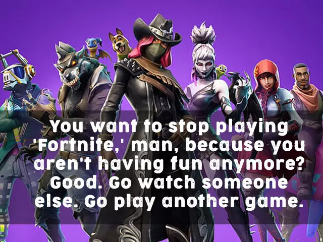 Fortnite Quotes
