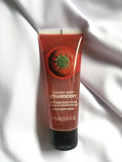 Strawberry Body Polish 75ml