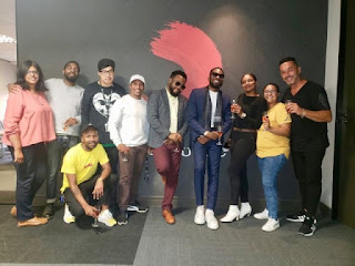 Sony Music Africa seals Music Deal with Dbanj