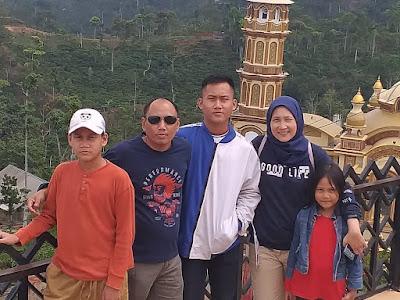 Rest Area Puncak Sumber Jaya Lampung Barat