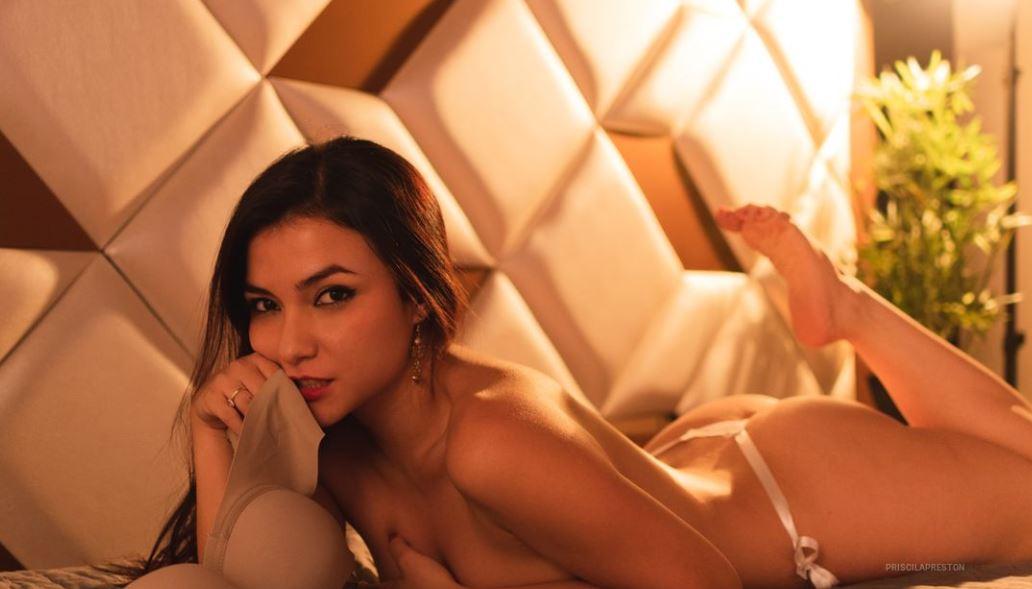 PriscilaPreston Model GlamourCams
