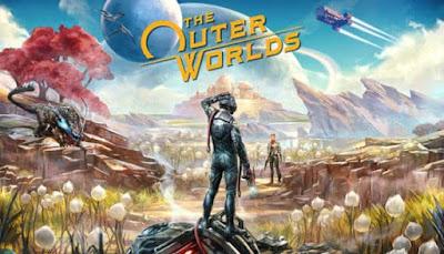 تحميل لعبة THE OUTER WORLDS للكمبيوتر