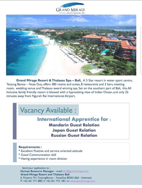 hotelandjobs, hotel vacancy