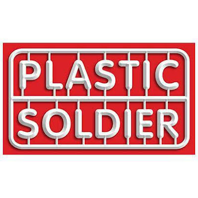 10mm Chieftain from The Plastic Soldier Company Ltd