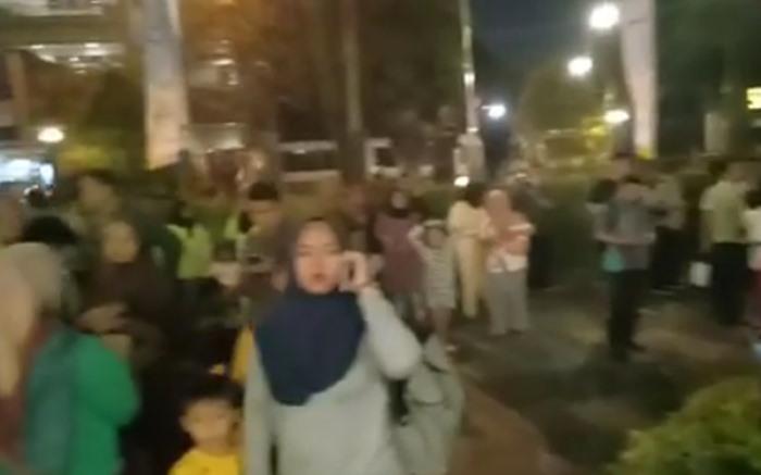 Gempa Hari Ini Terjadi di Banten - IG