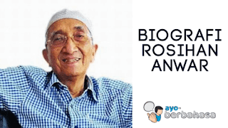 Biografi Rosihan Anwar