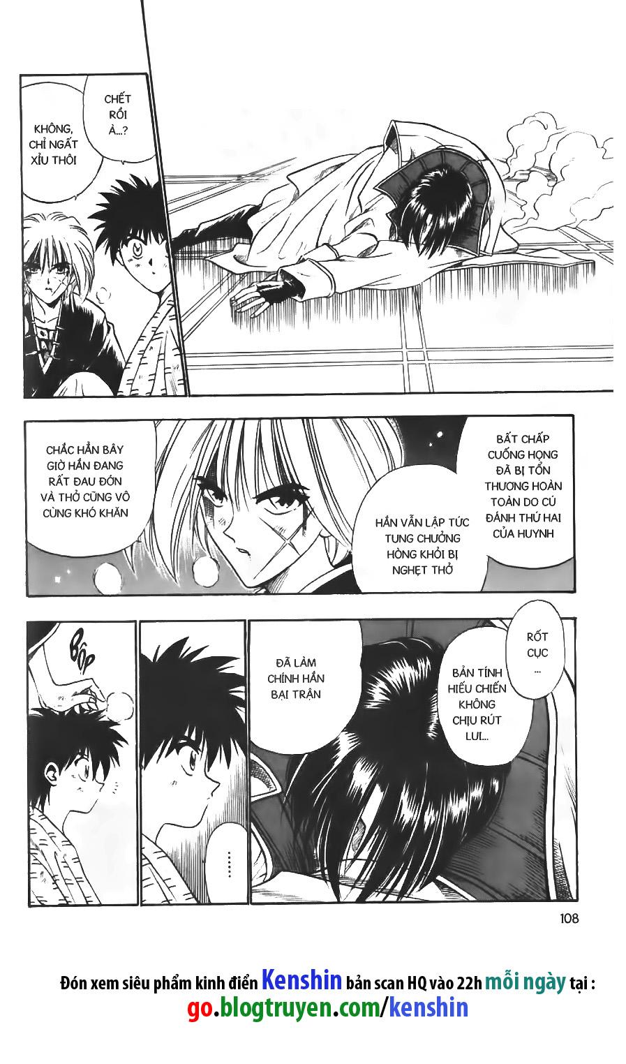 Rurouni Kenshin chap 28 trang 5