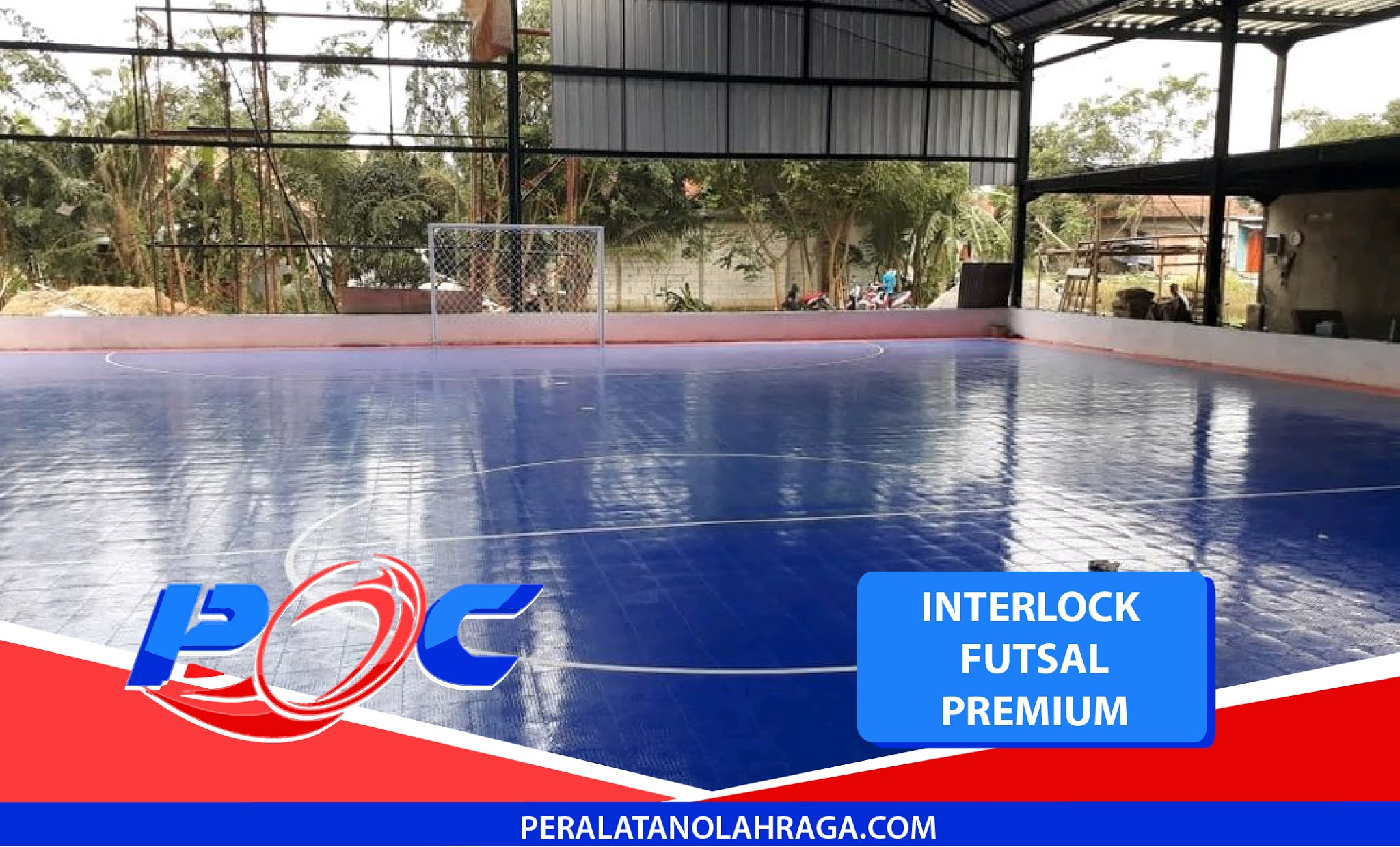 Interlock Futsal premium