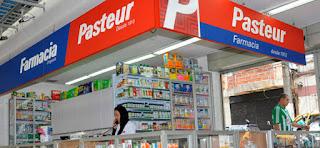 Farmacia Pasteur Barbosa