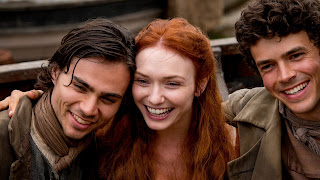 Eleanor Tomlinson, Demelza, Poldark S3, Tom York, Harry Richardson
